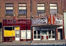Strand Theater, Mason City, Iowa - 1980 - Giclee Photo Print