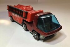 1970 Hot Wheels Fire Engine (Spectraflame Red) (Redline) (Hong Kong)
