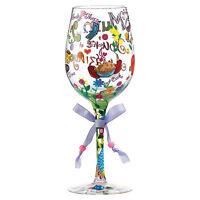 Lolita Mum You're Amazing Wine Glass G28009