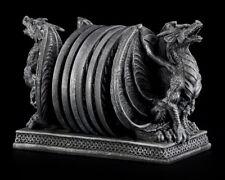 Platillo Set con Soporte - ORGULLO of Dragones - FANTASY glasuntersezter