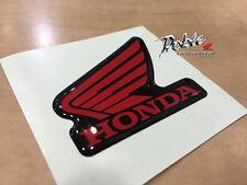 New 2019 Genuine Honda Merchandise Dome Domed Stickers Sticker Badge Badges