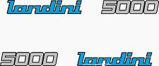 Serie Decalcomania-Adesivi Per trattore Landini 5000...