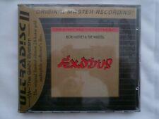 BOB MARLEY - Exodus - MFSL Gold CD Disc Ultradisc New  Wailers Reggae Legend OOP