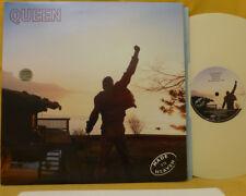 QUEEN MADE IN HEAVEN LTD WHITE LP GFOLD w 3 POSTERS PCSD 167 UK 1995 N MINT