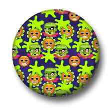 Monster Smileys 1 Inch / 25mm Pin Button Badge Goth Horror Indie Cute Pins Fun
