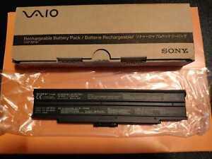 Vendo batteria originale Sony Vaio VGP-BPS4 NUOVA 11.1V/4000mAh