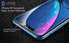 iPhone XR Cute Case & Screen Protector 3-Pack HD 9H Hardness Tempered Glass