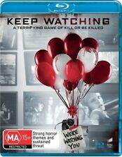 Keep Watching (Blu-ray, 2018) NEW SEALED