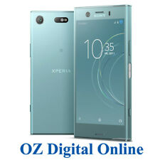 NEW Sony Xperia XZ1 Compact G8441 32GB Blue 4G 19MP Unlocked Phone 1 Yr Wty