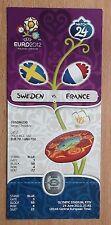 Tickets EURO-2012 Sweden - France