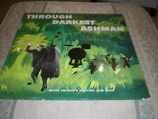 MICKY ASHMAN'S RAGTIME JAZZ BAND - THROUGH DARKEST ASHMAN = SIGNED