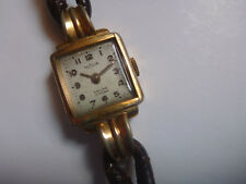 WATCH MONTRE Metoda ancre 15 rubis jewel vintage old swiss made gift cadeau rare