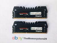 16GB Kingston HyperX Beast DDR3 PC Desktop Memory RAM PC3-17000 2133Mhz CL11