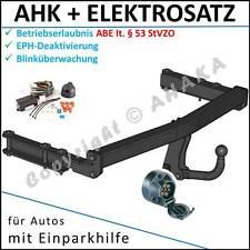 AHK AUDI A6 4B C5 97-05 Anhängerkupplung DPC EPH-Deaktivierung Einparkhilfe ES7