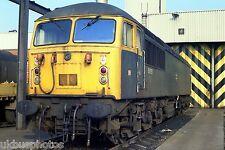 British Rail 56051 Toton Depot Nottingham Rail Photo