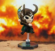 Marvel Universe Figure Figurine Superhero Avengers Loki CAKE TOPPER K1046_M
