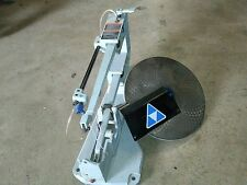 USED 901222 LOWER ARM FOR SS200 DELTA SCROLL SAW PART-ENTIRE PIC NOT FOR SALE