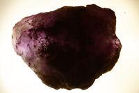 RARE Four Peaks Amethyst 260 Gram 4 Peaks Facet Rough Rock Mineral Specimen Gem