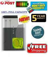 2020* NEW BL-5C BATTERY FOR NOKIA C2, 208, 105, 108 NEW 1020 mAh