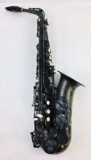 Chateau Alto Saxophone - CAS-50CBV - Unlacquered Vintage Finish - With Case!