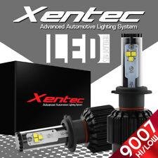 XENTEC 488W COB 9007 LED Headlight Conversion Kit High/Low Beam Bulb 48800LM