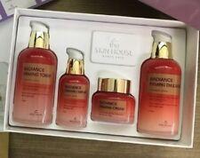 The SkinHouse Radiance Firming Toner Emulsion Serum Cream Whitening Anti Wrinkle