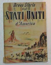61288 Breve Storia degli Stati Uniti d'America - ED. USIS 1961