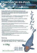 KH-Plus für Koi und Teich, KH+, PH Puffer, Carbonathärte Plus Pulver,10kg Sack