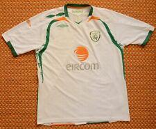 2007 - 2008 Ireland, Eire, Away Shirt by Umbro, Adult XL