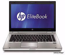 HP EliteBook 8460p - 2nd Gen i7 2.7GHz 4GB RAM, 320GB HDD - Windows 7 Pro Laptop