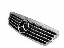 W203 2000-2007 4D/5D Sedan/Wagon Calandre 9MD SPORT CHROME/BLACK Mercedes-Benz