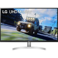 "LG 32UN500-W 32"" UHD 3840x2160 IPS Ultrafine Monitor with HDR10, AMD FreeSync"