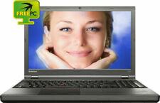 Notebook e computer portatili Lenovo ThinkPad Lenovo ThinkPad W540