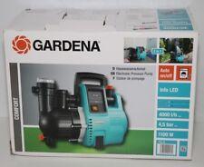 Gardena 1758-20 Hauswasserautomat 4000/5E Pumpe 230V 4000l/h 4,5 bar (defekt)