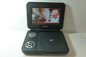 "Alba APVS8372B Portable DVD Player (7"") APVS8372"