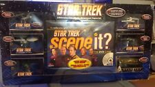 Ultimate Star Trek Seen It DVD Game And Trek Ships Collection New (Rare)