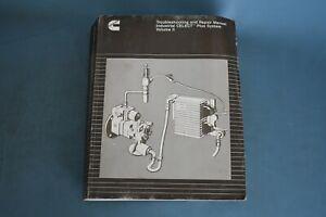 1998 Cummins Celect Plus System Industrial Troubleshooting Repair Service Manual