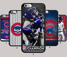 Hot Sport Baseball Chicago Case Cover For Samsung Galaxy / Apple iPhone iPod