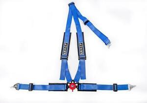 LUKE Professional Pro 3 Point Harness - TRACK - FAST ROAD - Multiple Colours