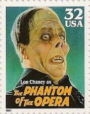 US 3168 Classic Movie Monsters The Phantom of the Opera 32c single MNH 1997