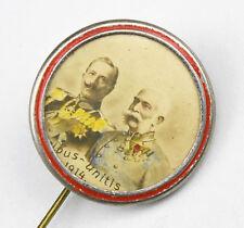 """Patriotisches Abzeichen """"Viribus Unitis 1914"""" Deutschland Österreich"""