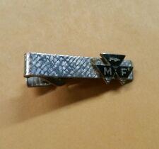 MF Massey-Ferguson Tie Tac Clip Badge