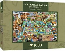 National Parks 1000-Piece Jigsaw Puzzle