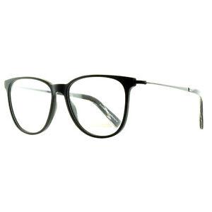Tom Ford FT5384 002 Matte Black Square Optical Frames Eyeglasses