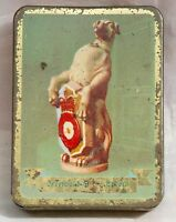 Vintage Greyhound Sweet Tin with Sliding Lid by Edward Sharp & Sons Ltd Kent