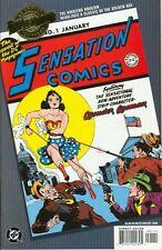SENSATION COMICS 1 1942 2A APPARIZIONE WONDER WOMAN 1A DIANA MILLENNIUM EDITION