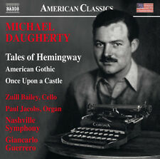 American Gothic For Orchestra - Daugherty / Bailey / Nashville  (2016, CD NIEUW)