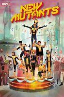 New Mutants #7 DX Marvel comics 2020 1st Print Unread NM