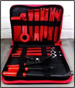 Clip Removal Tools Door Trim Body Mouldings Panels Plastic Interior Exterior Kit