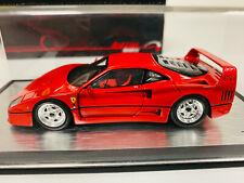 Ferrari F40 1988 1/43 red Line Models (red)
